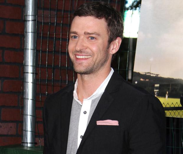 Justin Timberlake sang at his wedding to Jessica Biel!
