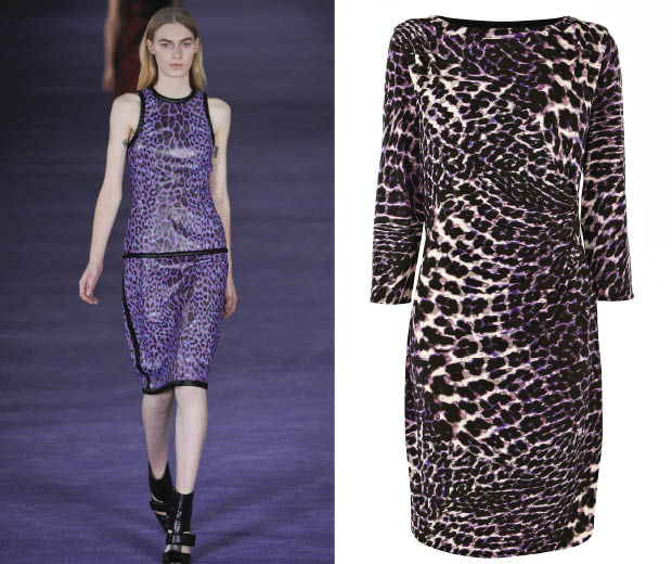 Get in on this season's purple trend at Coast