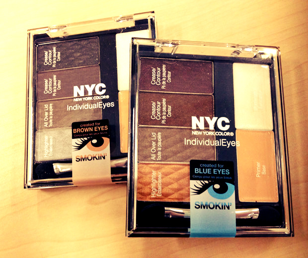 NYC smokey eye palette to get AW12's biggest beauty trend, 2012