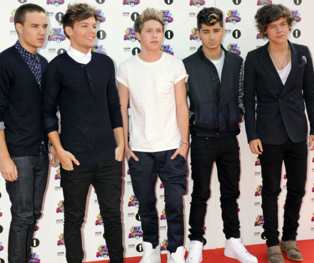One Direction will be back on the radio... for a good cause!
