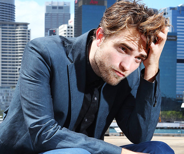 Robert Pattinson is finally getting to grips with fame (and his hair)