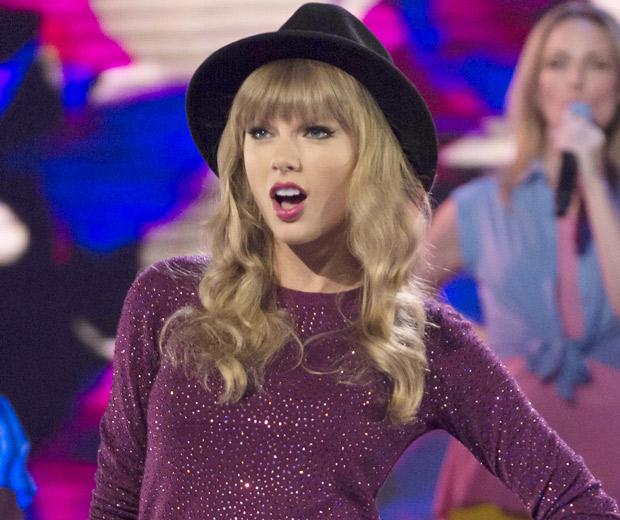 Taylor Swift could play Joni Mitchell!