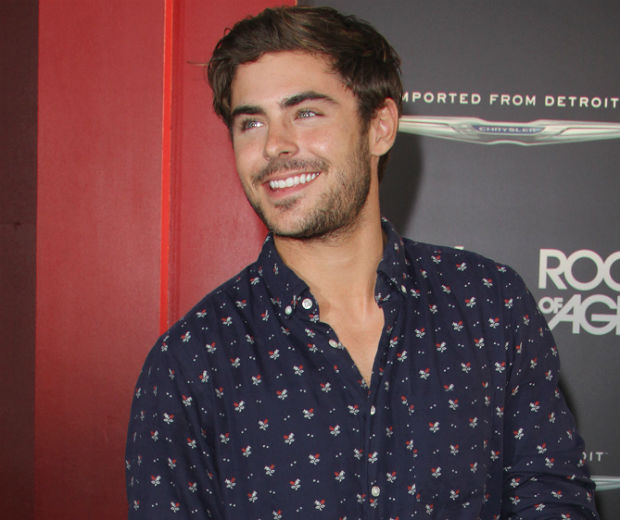 Zac Efron's 25 years old today!