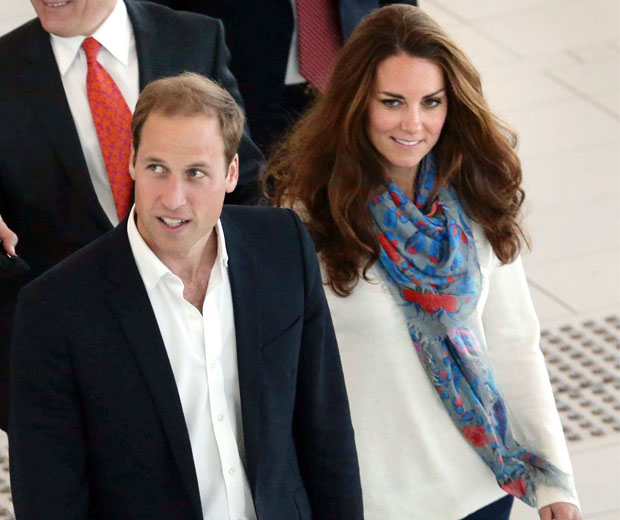 Kate Middleton and Prince William went to see the latest James Bond film at their local cinema