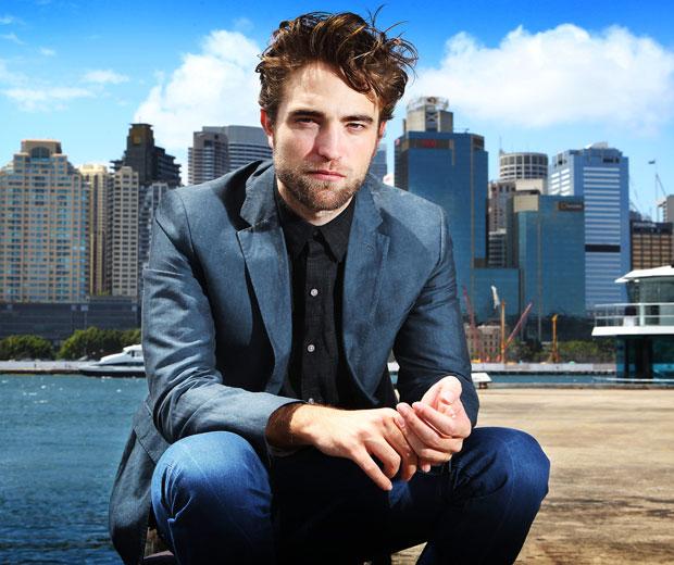 Robert Pattinson has described himself as a loud kisser on the Jimmy Kimmel Show