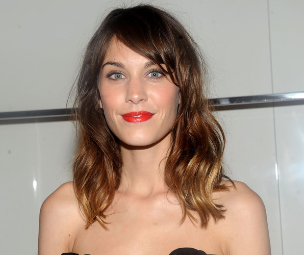 Alexa Chung's Hairstyle Is One Of Our Celebrity Hairstyles Of 2012