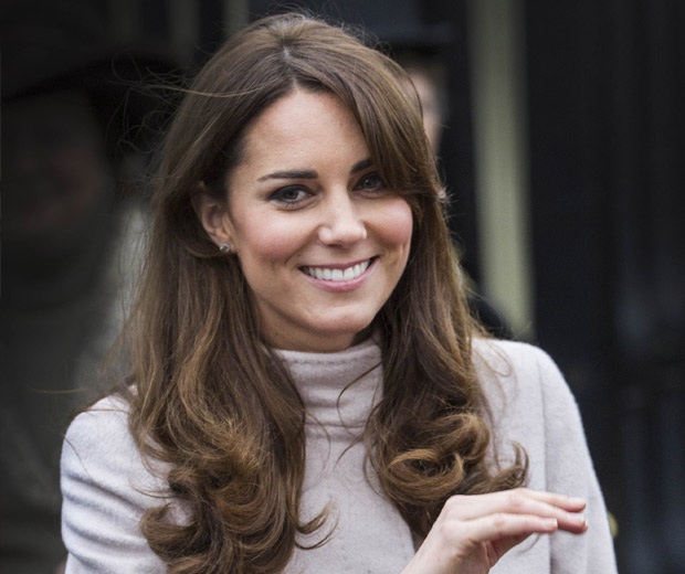 Kate Middleton isn't 100% happy with her new 'do!