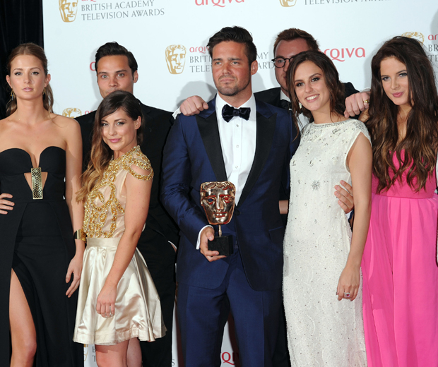 Made In Chelsea cast bag a BAFTA!