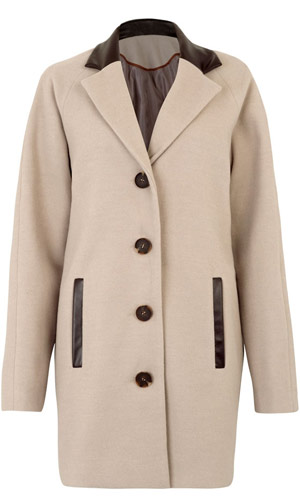 Primark Winter Coat, See Out Top 100 AW12 Wishlist, 2012
