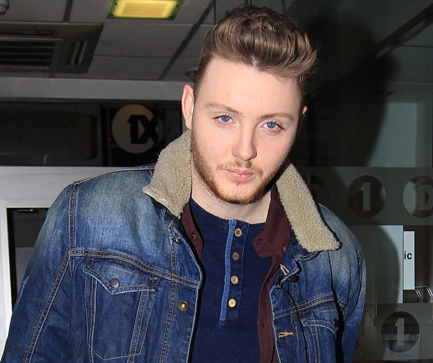 James Arthur has Jay-Z hoping to work with him!