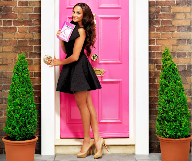 Alesha Dixon wil be working with Avon this year, touring the UK