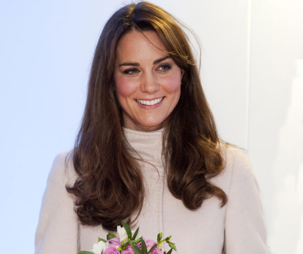 Kate Middleton is working on a Valentine's Day menu for Prince Charles