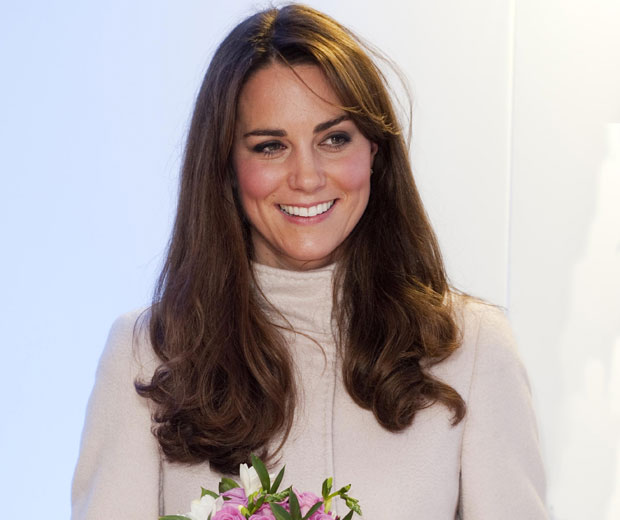 Kate Middleton was spotted out and about in London at the weekend