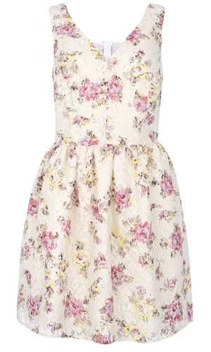 Primark floral dress: see more SS13 buys here
