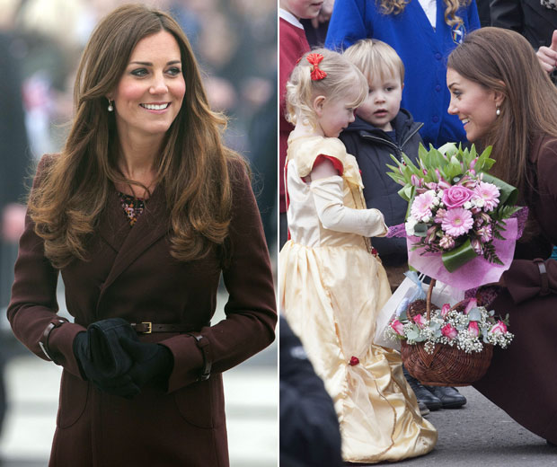 Kate Middleton Pregnant: Will A Baby Girl Be Called
