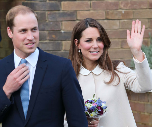 Kate Middleton and Prince William will make a public appearance in Scotland tomorrow