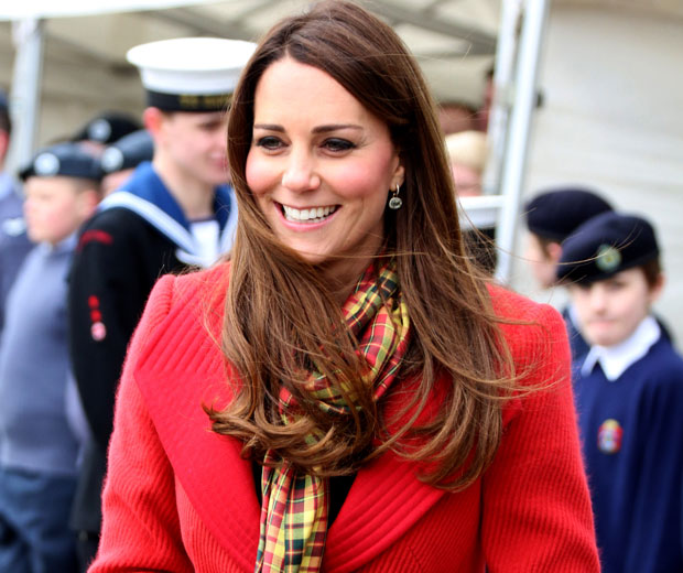 """The pregnant Duchess Of Cambridge has been asked to be """"godmother"""" of a new cruise ship"""