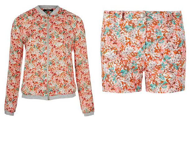 LOOK Loves: George at Asda's Floral Short Suit