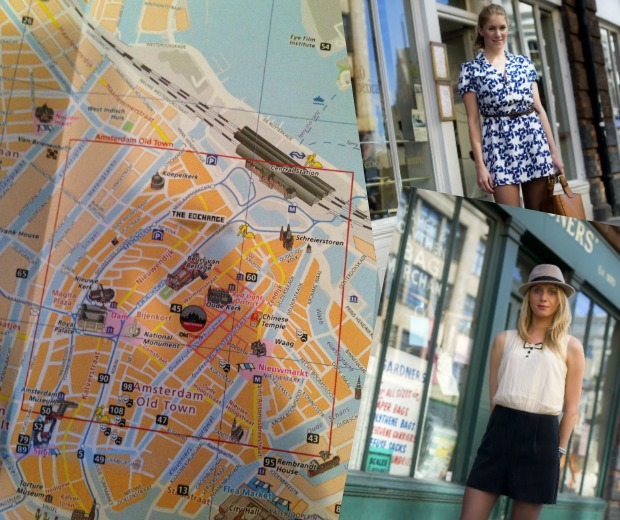 LOOK hits Amsterdam, Holland on the hunt for fabulous fashion!