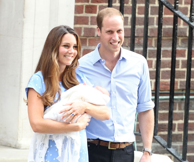 Prince George's christening is expected to take place at Buckingham Palace in September or October