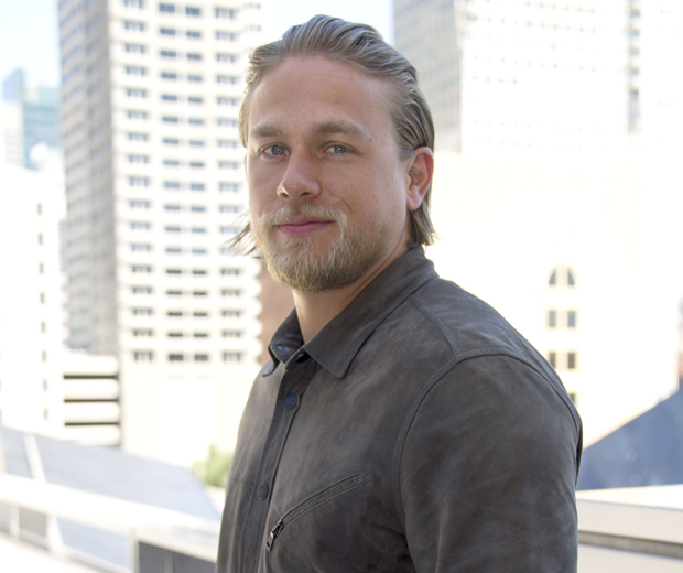 Charlie Hunnam makes a shock exit from 50 Shades Of Grey