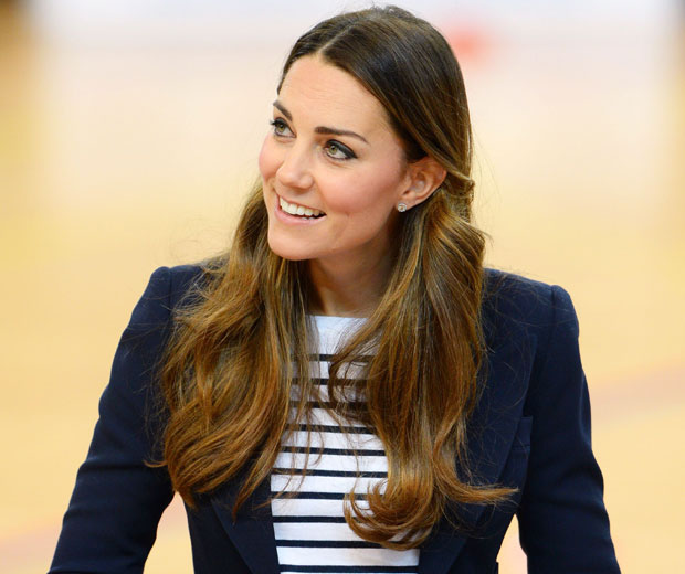 Kate Middleton steps out without Prince George for SportsAid event