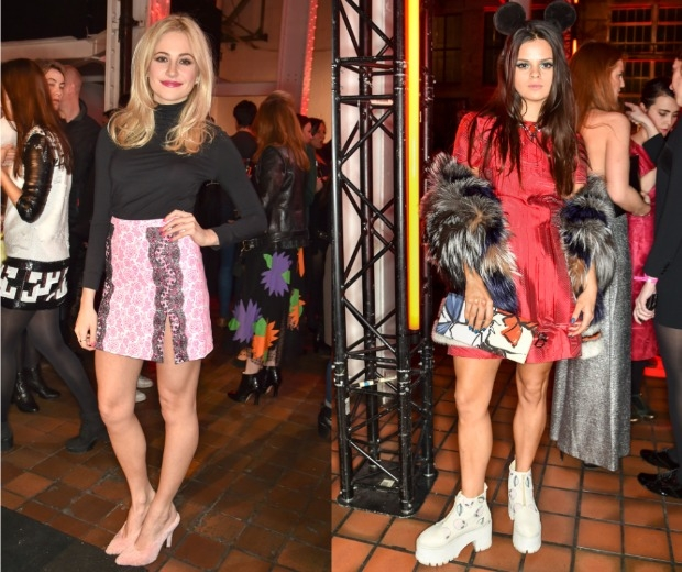 We heart Pixie Lott and Bip Ling!