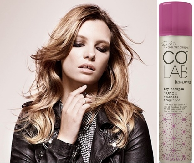 Ruth Crilly of A Model Recommends launches Dry Shampoo