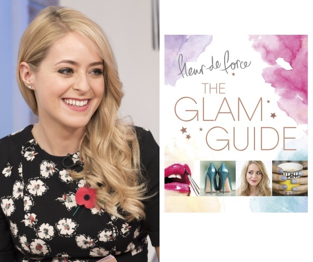 Fleur de Force has launched her debut book, The Glam Guide