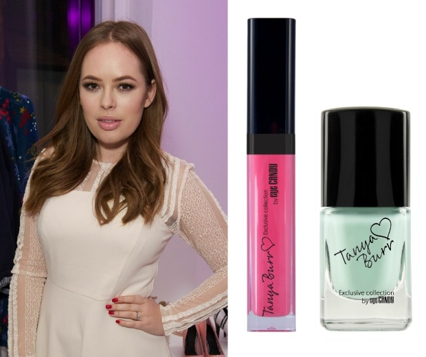 Tanya Burr's make-up range is a hit with her fellow bloggers