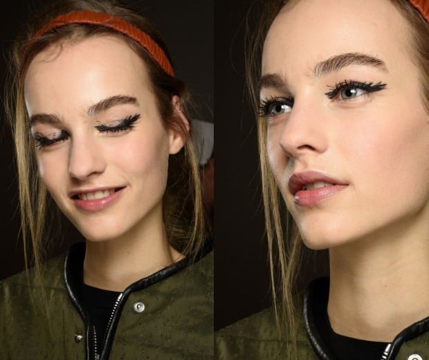 Forget the cat-eye, this is the new liner trend you need to know