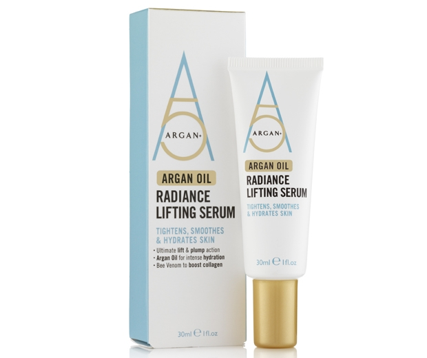 Argan + Radiance Lifting Serum, £15.99