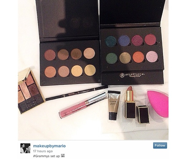 Kim Kardashians MakeUp Artist reveals his products