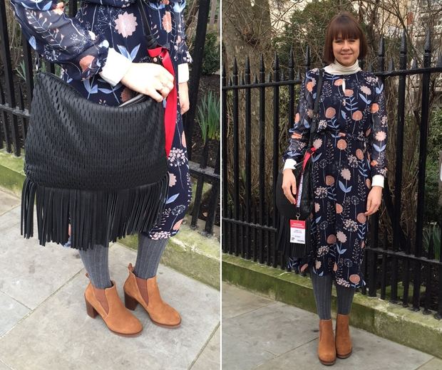Look's Deputy Fashion News Editor Gemma
