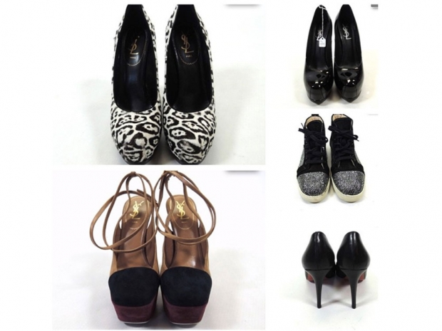 kylie jenner's selling her shoes and heels on ebay