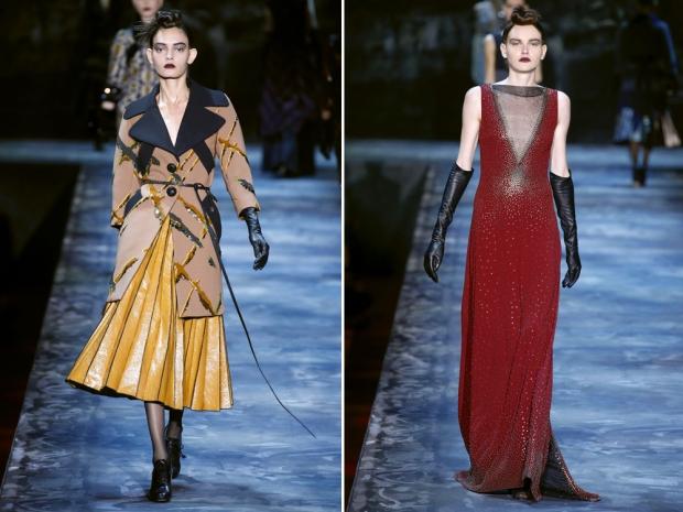 marc jacobs AW15 new york fashion week show
