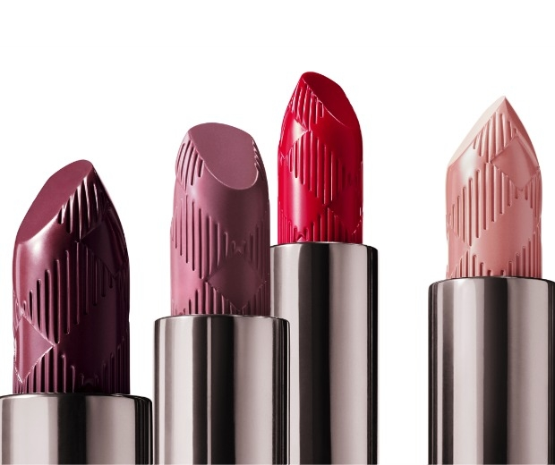 We LOVE Burberry's new Kisses Lipsticks
