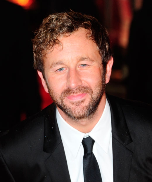 Hands up who wants to knit Chris O'Dowd a bobble hat?