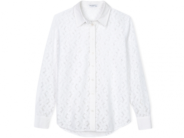 Equipment's Daisy Lace Shirt