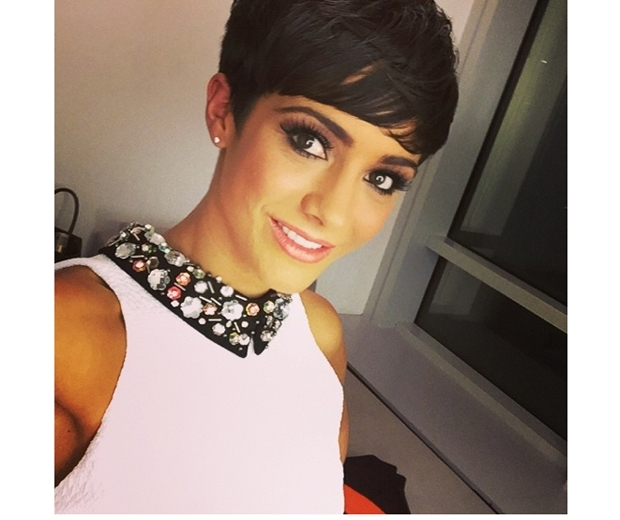 the saturdays frankie bridge