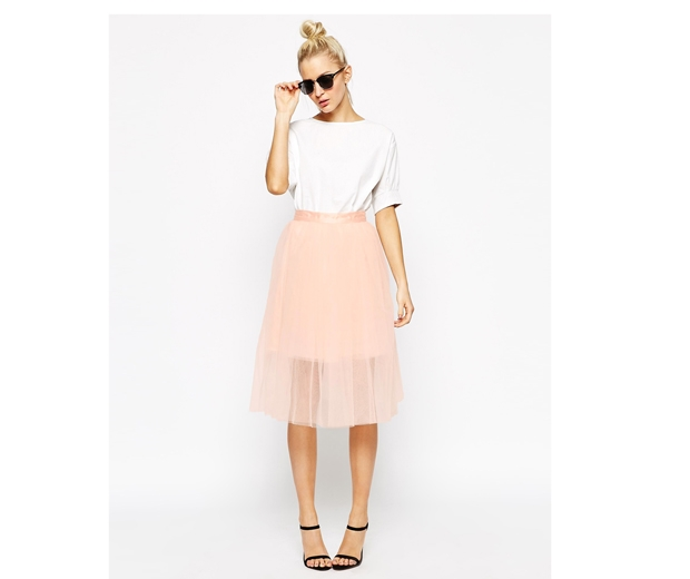 If you love Carrie's skirt then Asos.com has the perfect skirt for you