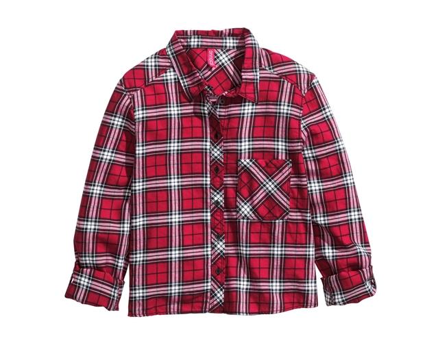 H&M Plaid Shirt £12.99