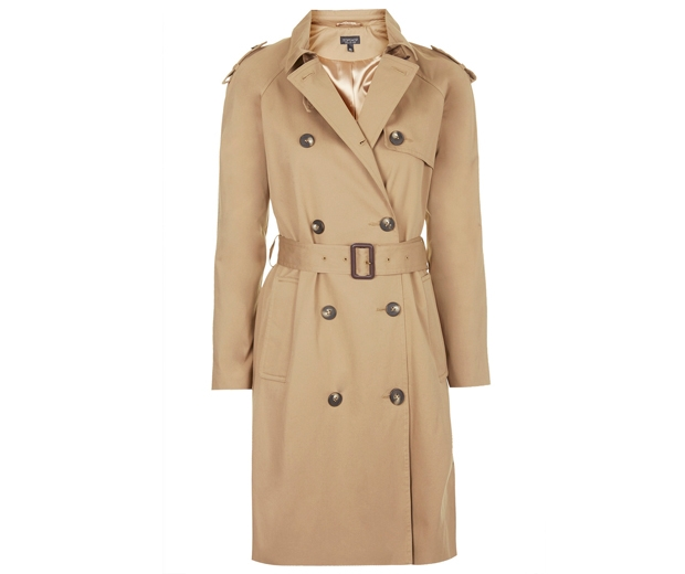 Topshop Cotton Trench Coat £79