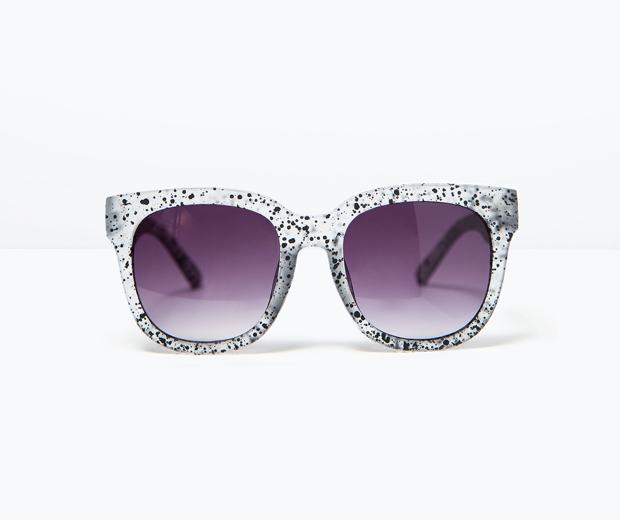 Zara Transparent Sunglasses £15.99