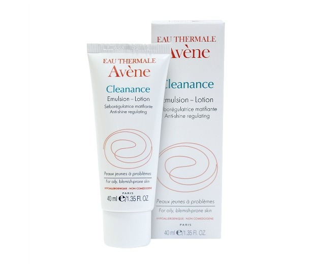 Avene's Cleanance MAT Mattifying Emulsion is the holy grail for oily skin