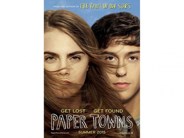 Cara Delevingne is currently promoting her new movie, Paper Towns