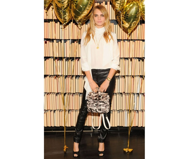Cara's Mulberry collection