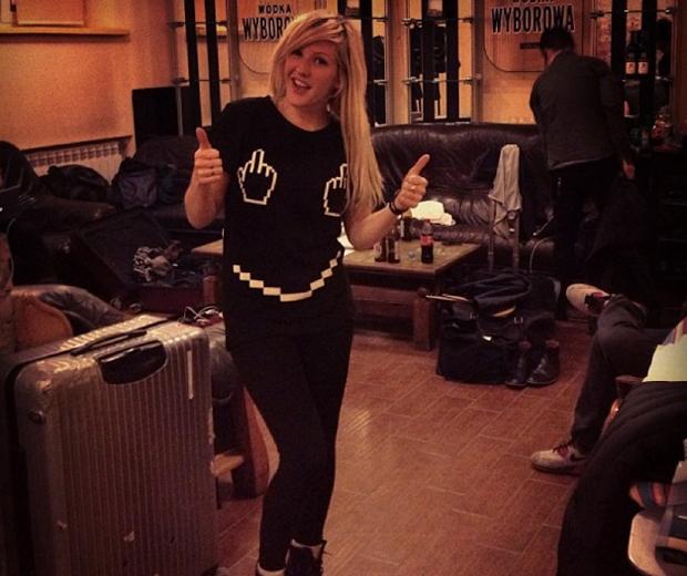Ellie Goulding in Local Heroes