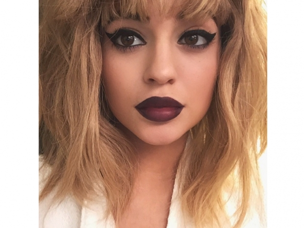 Kylie Jenner's experimented with blonde hair for a shoot with Love Magazine