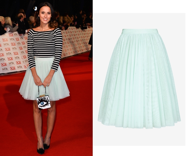 Ted Baker's 'Odella' Netted Tutu Skirt is just like Lucy Watson's